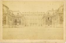 A. Hautecoeur, France, Château de Versailles, ca.1880, vintage albumen print Vin