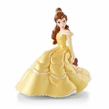 Beautiful Belle 2013 Hallmark Ornament Disney Princess Beauty And The Beast Rose