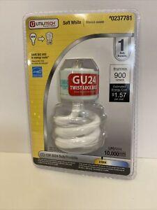 0017801998160. Utilitech 13 Watt Gu24 Bulb. A2
