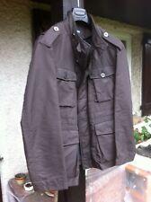 HUGO BOSS.Veste style militaire, moto.Trés Bon état.Taille 54 (L).Marron