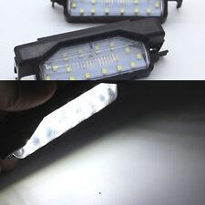 2x Bright LED License number Plate lights for Mazda 6 mazda6 2009-2015