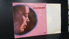 DISCO VINILE 33 GIRI BILLIE HOLIDAY lady sings the blues
