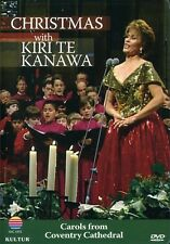 Christmas with Kiri Te Kanawa DVD Region 1