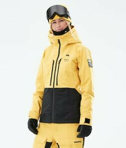 Montec Women's Ski Snowboard Jacket XS