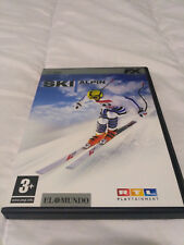 Ski Alpin Pc Dvd Rom  FX Interactive