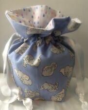 Dumbo Handmade Drawstring Bag 100% Cotton