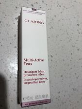 Clarins Multi-Active Yeux Instant Eye Reviver,Targets Fine Lines 15ml/0.5fl.oz.