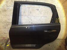 14 15 16 17 FIAT 500L REAR LEFT EXTERIOR DOOR SHELL FRAME