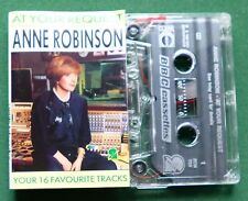 Anne Robinson at Your Request Cliff 10cc Buddy Holly + Cassette Tape - TESTED