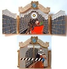 Disney Pin 25659 DLR Mr. Toad's Wild Ride Memorable Scene Series #2 Hinged LE
