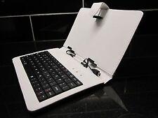 "Graphite Grey/Silver USB Keyboard Case/Stand for Ainol Novo 7 ELF II 7""Tablet"