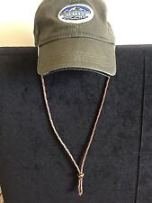 Hat strap, CLIP-ON Hat chin strap, Hat string, Hat keeper- multi color