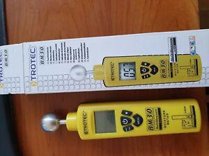 Trotec BM30 Feuchteindikator MultiMeasure Feuchtigkeitsmesser
