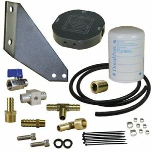 BD Diesel Performance 1032121 Coolant Filter Kit, For Ford 6.0L Powerstroke NEW