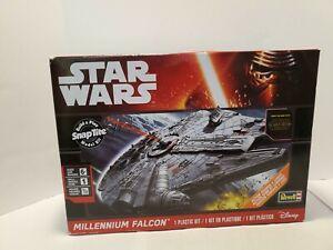 Disney Star Wars Millennium Falcon Model Kit by Revell SnapTite