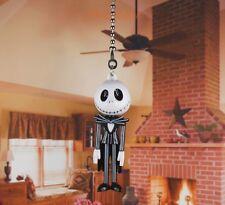 Jack Skellington Nightmare Before Christmas Ceiling Fan Pull Light Lamp Chain 5B