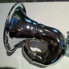 Premier Cromato Bugle Bicicletta Corno con morsetto del manubrio nuovo stile retrò
