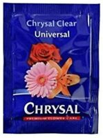 NEW - Chrysal Flower Food - 25 Packets - FREE SHIPPING