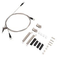 Rc Auto Geändert Teil Stahl Seil für 1/10 Rc Cler Traxxas 4 4 Axial D1Q7