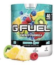 G Fuel Tropical Rain Tub (40 Servings) Elite Energy and Endurance Formula 9.8oz