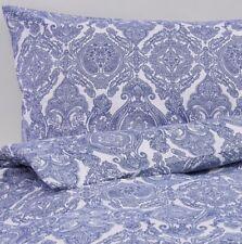 Ikea Skorpil King Size Duvet Set, 240 x 220, Blue & White, 4 Pillowcases, BNWT