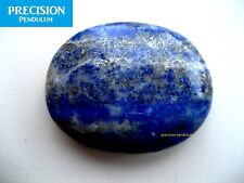 Lapis Lazuli Amulet Cabochon Gemstone Thumb Crystal Healing Therapy Worry Stone