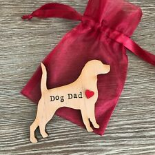 Dog Dad From the Dog gift - dog lover