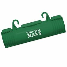 Twist and Seal Maxx - Heavy Duty Extension Cord Protection - 2 Pack -Green
