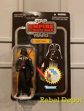 """Star Wars Vintage Collection Darth Vader VC08 3.75"""" Figure New Foil Card"""