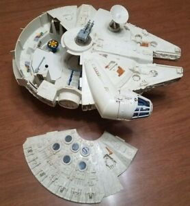 Millennium Falcon Vintage 1979 *Near Complete* Star Wars (Kenner) no sound