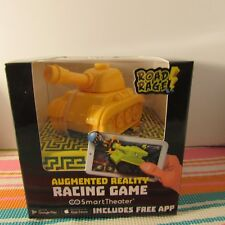 Racing Yellow Tank Augmented Reality Toy Game Use With All Smart Phones Free App