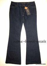 DL1961 $168 NWT Roxy Kick Flare Jeans Womens 31 Dark Wash 4 Way Stretch Hippie