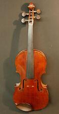 B 1906 Violon entier étiqueté Jérome thibouville lamy , à réviser