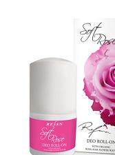 Deodorante roll on Soft Touch,con acqua di rosa alba organica,50ml
