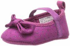 Laura Ashley LA140910 Mary Jane (Infant/Toddler), Purple, 4 M US Toddler