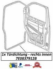 VW Volkswagen Transporter T5 Türdichtung Dichtung (rechte Tür) 7E0837912B