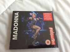 MADONNA REBEL HEART TOUR DVD+ LIVE CD NEW AND SEALED.