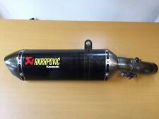 Terminale carbonio Akrapovic zx10r Kawasaki  08 10
