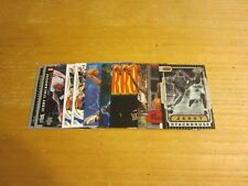 Jerry Stackhouse Lot of 12 Trading Cards w/3 Inserts & 3 ROOKIES NBA 76ers