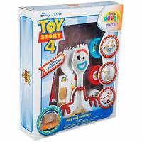Toy Story 4 Make Your Own FORKY with Scene to make Movie Set NEW