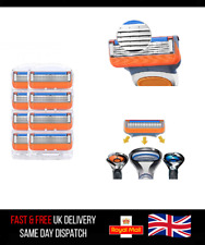 Razor Blades for Gillette Fusion 5-Layer Razor Blade Refills Replacement Gift