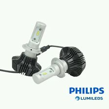 Car Headlight Plug and Play G7 LAMPADE H7 6500K 8000LM 16 LED PHILIPS LUMILEDS