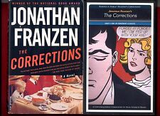 The Corrections by Jonathan Franzen & SparkNotes study guide - Free Shipping!