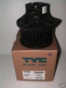 NEW BLOWER MOTOR 2002-2007 BUICK RENDEZVOUS FRONT 0090