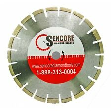 """The Supreme Concrete Blade 24""""x .175 x 1"""", 10mm rim"""