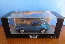 HONDA PRELUDE MKIV BLUE METAL 1992 NEO 44509 1/43 LHD LEFT HAND DRIVE BLEU BLAU