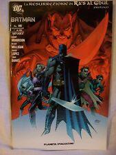 Morrison, Milligan, Lopez, Daniel - Batman nr 16 - Planeta DeAgostini 2008