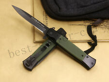 Fashion SOG Assisted Opening Knife Tactical Saber Rescue Folding Pocket Camping