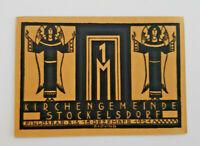 STOCKELSDORF NOTGELD 1 MARK 1921 NOTGELDSCHEIN (11623)