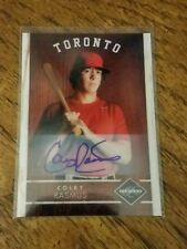 Colby Rasmus 2011 Limited Signatures #2 numbered 294/299